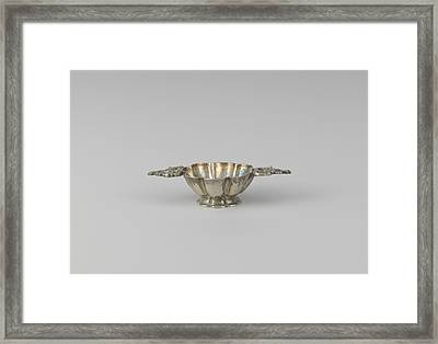 Porridge Bowl, Anonymous Framed Print by Quint Lox