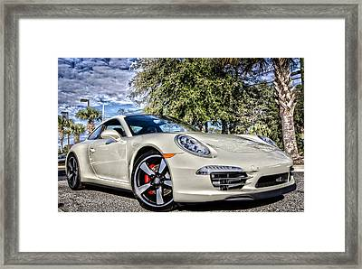 Porsche 50th Anniversary Limited Edition Framed Print