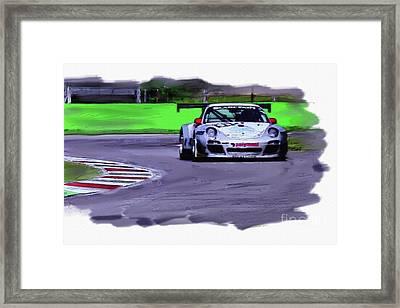 Porsche 911 Gt3 Framed Print