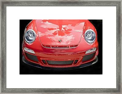 Porsche 911 Gt3 Rs 4.0 Framed Print by Rich Franco