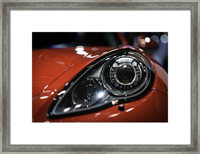 Porsche Panamera Gts Framed Print