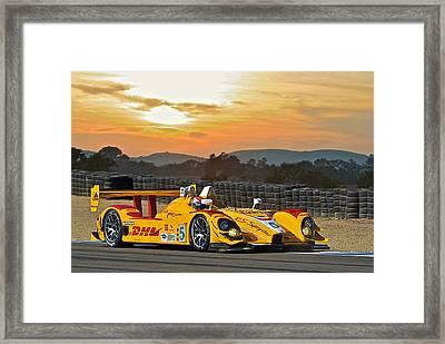 Porsche Spyder I Framed Print by Dave Koontz