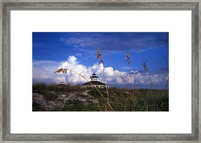Port Boca Grande Lighthouse Framed Print