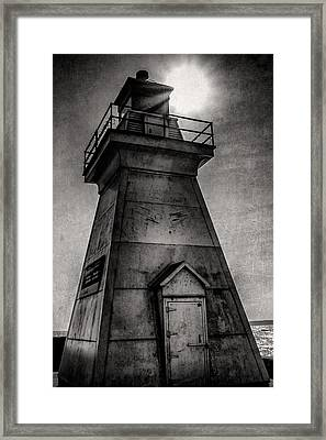 Port Dover Lighthouse Framed Print