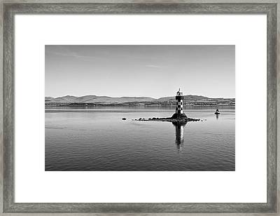Port Glasgow Lighthouse Framed Print