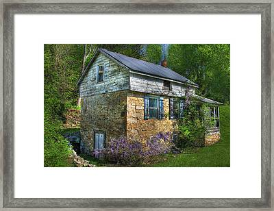 Port Royal Country Framed Print by Sharon Batdorf