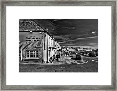 Portaferry Framed Print
