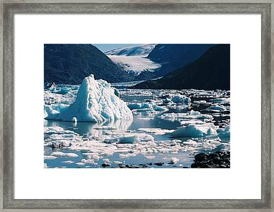 Portage In All Her Glory Framed Print by Judyann Matthews