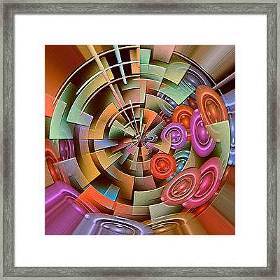 Portal 2 Framed Print by Wendy J St Christopher