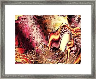 Portal Framed Print by Anastasiya Malakhova