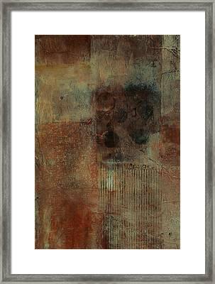 Portal Framed Print by Buck Buchheister