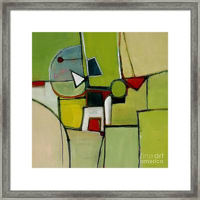 Portal No.1 Framed Print by Michelle Abrams
