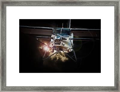Porter Light Framed Print