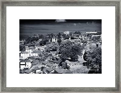 Porto Nature Framed Print by John Rizzuto