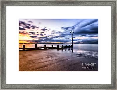 Portobello Beach Framed Print