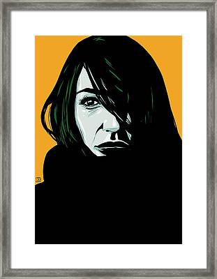 Portrait 3 Framed Print by Giuseppe Cristiano