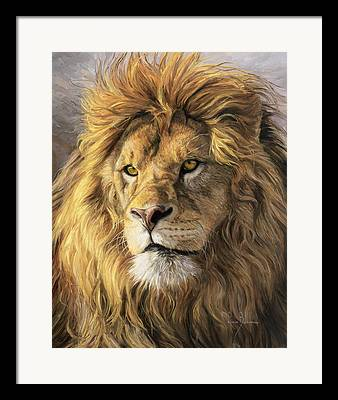 Big Five Framed Prints