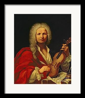 Vivaldi Framed Prints