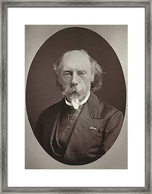 Portrait Of Chr. Bishop, Goupil & Cie Framed Print