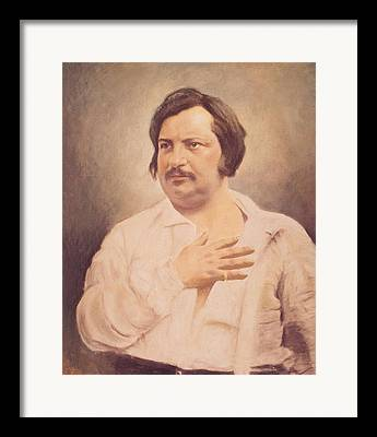 Balzac Framed Prints