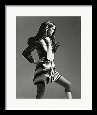 Menswear Framed Prints