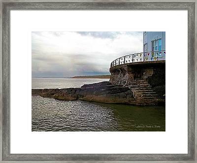 Portrush Northern Ireland Framed Print by Tara Potts