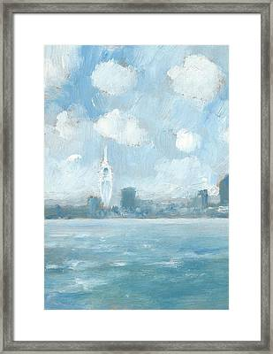 Portsmouth Part One Framed Print by Alan Daysh