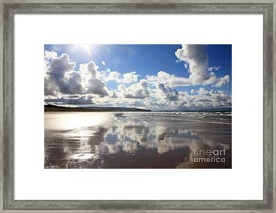 Portstewart Strand 4 Framed Print