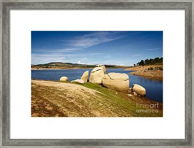 Portugal Countryside Framed Print