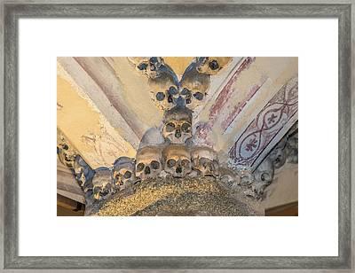 Portugal, Evora, St Framed Print by Jim Engelbrecht