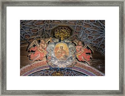 Portugal, Sintra, Sintra National Framed Print by Jim Engelbrecht