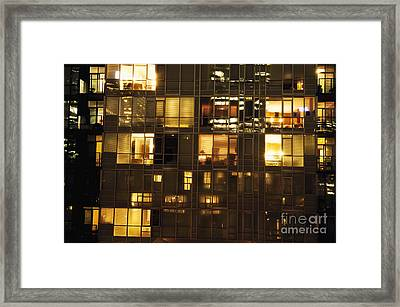 Framed Print featuring the photograph Posh Dccxliii by Amyn Nasser