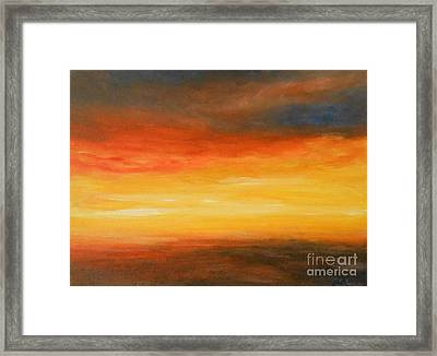 Possibility Framed Print