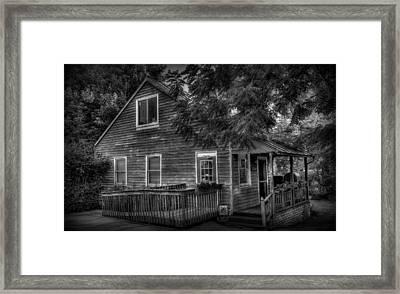 Post Office 1 Framed Print by Todd Hostetter