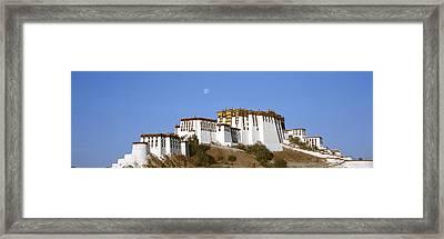 Potala Palace Lhasa Tibet Framed Print