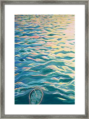 Potential Framed Print by Jessi Cross