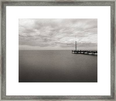 Potomac I Framed Print by Jan W Faul
