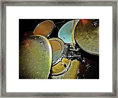 Pots N Pans Framed Print by Chris Berry