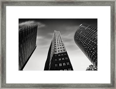 Potsdamer Platz 2 Framed Print by Rod McLean