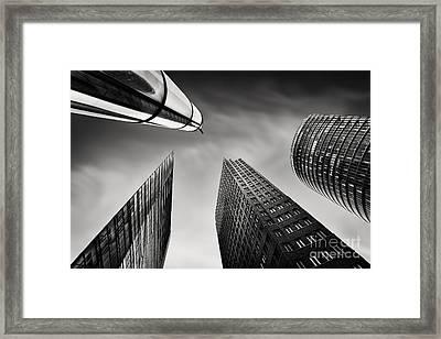 Potsdamer Platz 3 Framed Print by Rod McLean