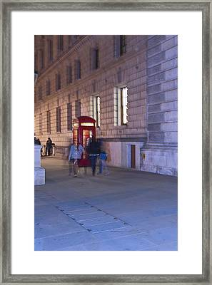 Potter's Friends Framed Print by Gregory Whiting
