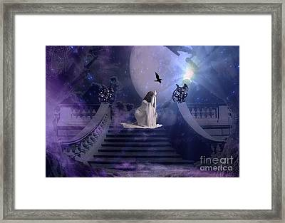 Pour Son Royaume Framed Print