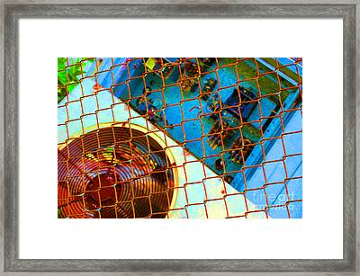 Power Failure Framed Print
