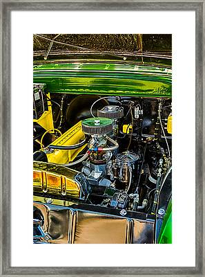 Framed Print featuring the photograph Power by Jay Stockhaus