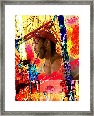 Power Of Cuba 1 Framed Print