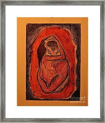 Power  Of  Love... Love...love ... Framed Print by  Andrzej Goszcz
