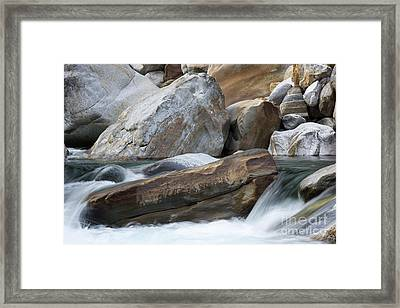 Power Of Nature Framed Print by Maurizio Bacciarini