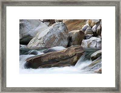 Power Of Nature Framed Print