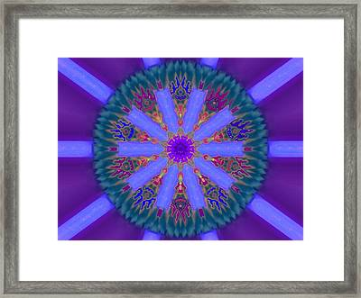 Power Of Ten Framed Print
