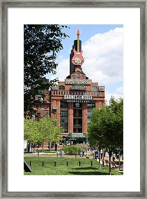 Power Plant New Life Framed Print by Christiane Schulze Art And Photography